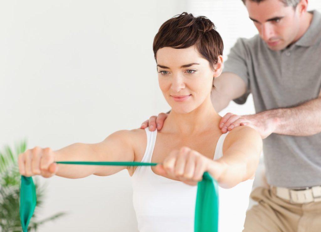 Varfor blir man en fysioterapeut